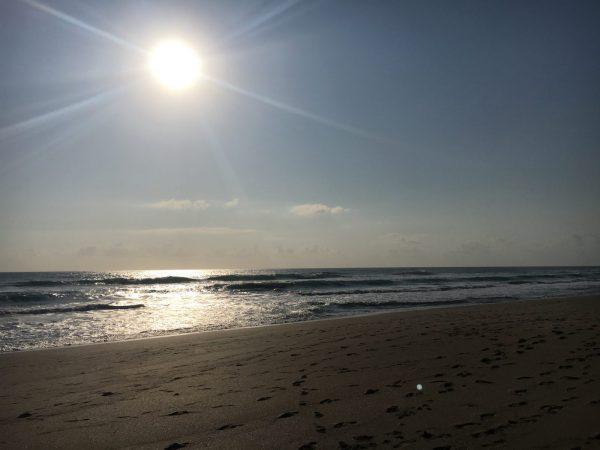 beach ridge